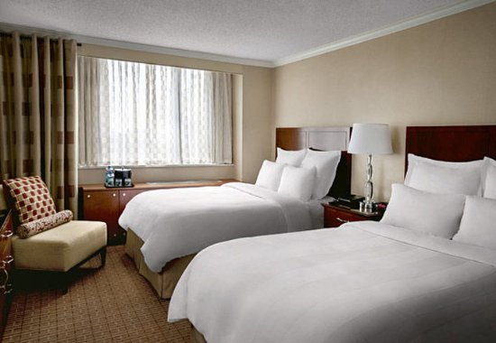 New york marriott downtown updated 2017 prices hotel - Hotel suites new york city 2 bedrooms ...