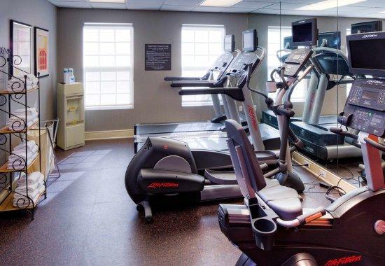 Residence Inn San Diego Rancho Bernardo/Scripps Poway: Fitness Center