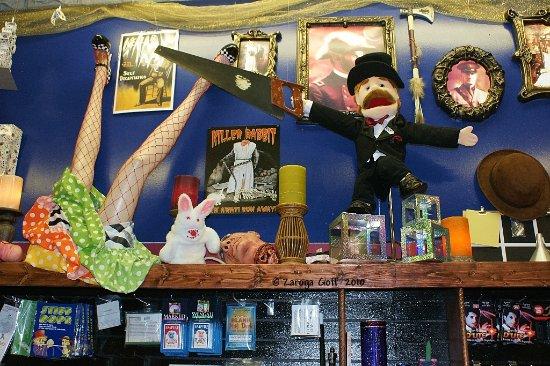 Eddie's Trick Shop