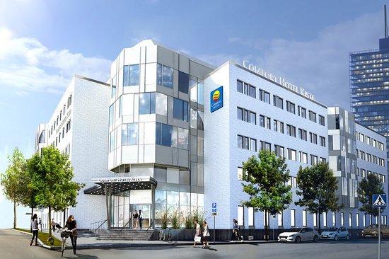 Kista, Sweden: Exterior