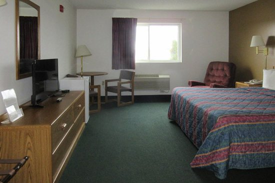 Stanley, WI: Guest room