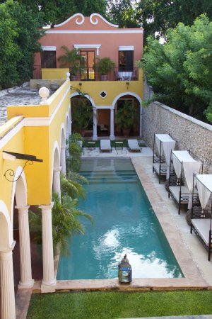Foto de Hotel Hacienda VIP