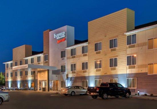 Fairfield Inn & Suites Fort Worth I-30 West Near NAS JRB: Exterior