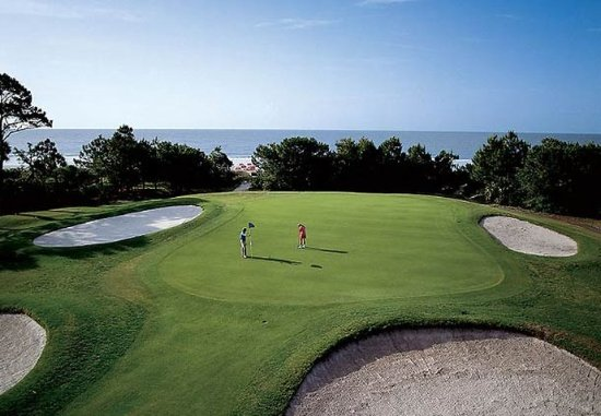 Marriott's Monarch at Sea Pines: Golf Course