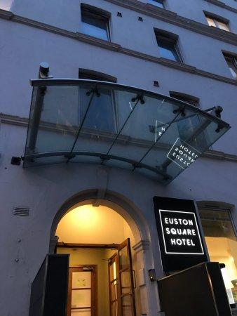 Euston Square Hotel : photo0.jpg