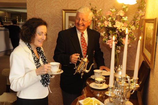 Clarkson Inn : Tea time