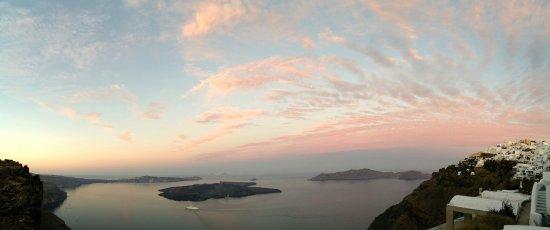 Landscape - Picture of Mythical Blue Santorini Luxury Suites - Tripadvisor