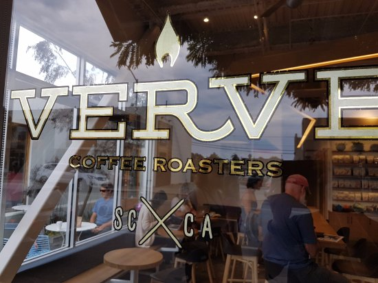 Verve Coffee: Streetfront