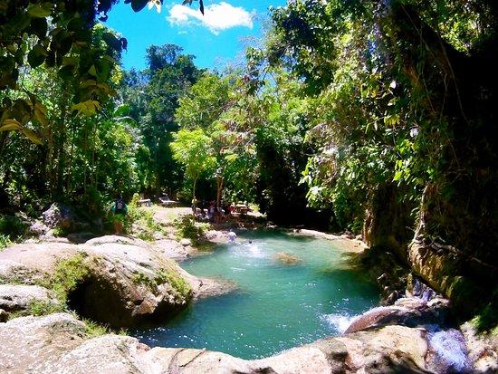 Locong Falls