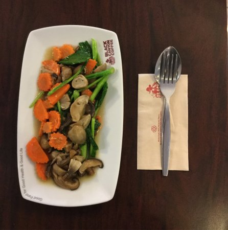 Black Canyon Coffee: stir fried