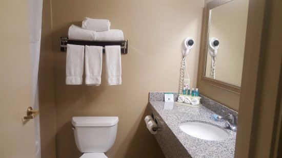 Holiday Inn Express Hotel & Suites Rancho Mirage - Palm Spgs Area: Clean and Sanitary