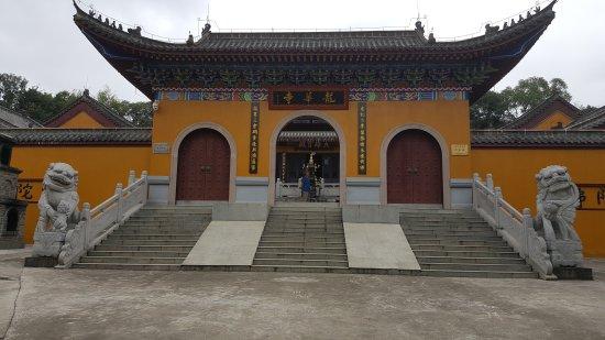 Wuhan, Çin: Longhua Temple
