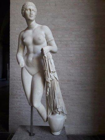Glyptothek: Aphrodite