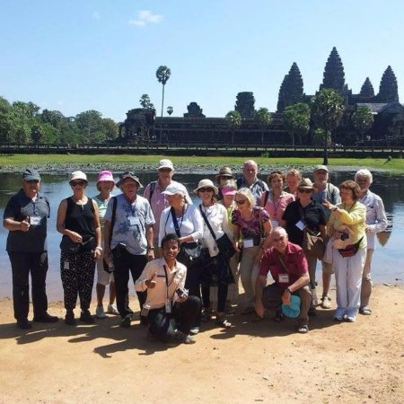 Trails of Angkor