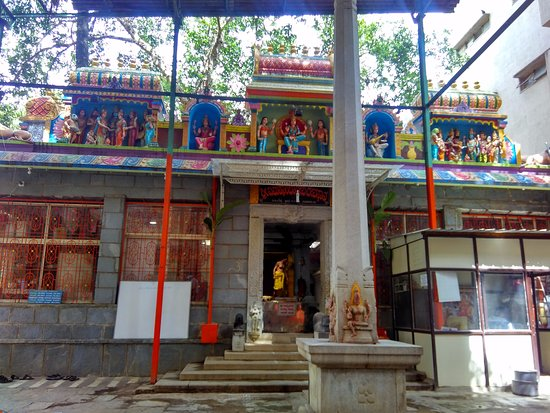 Sri Nimishamba Temple,OTC Road,near Akkipet