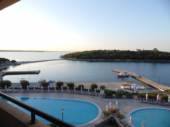 Island Hotel Istra: Seaview Room View