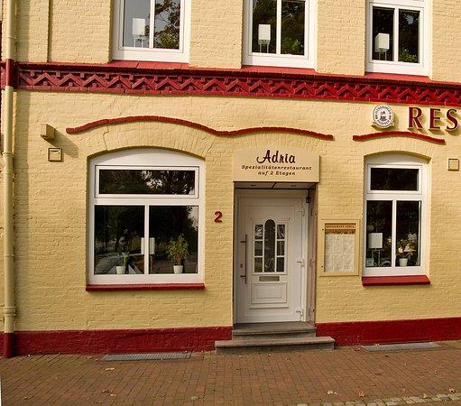 Restaurant an der herrenstrasse nahe beim hotel 1690 for Design hotel 1690 rendsburg