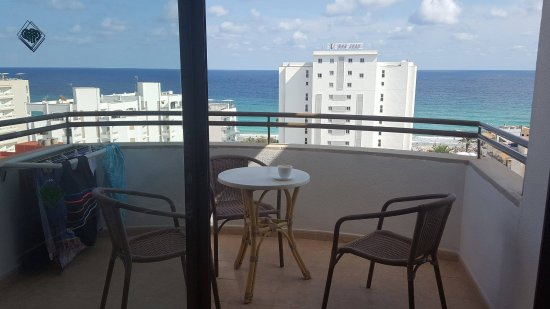 cala millor beach picture of protur atalaya apartments cala millor tripadvisor. Black Bedroom Furniture Sets. Home Design Ideas