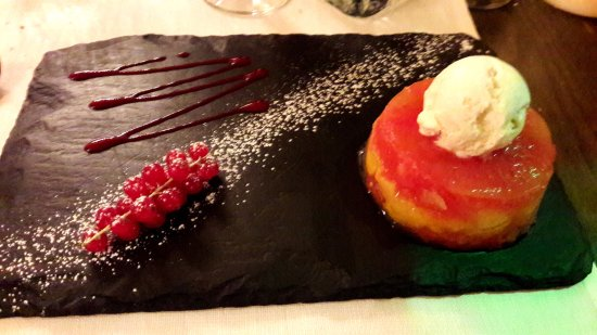 Dessert aux agrumes picture of cote cuisine reims for Special cuisine reims