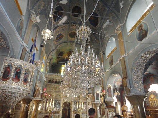 Pyrgi, Grèce : Kilise-1