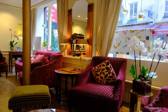 ホテル デュ レバント パリ Picture