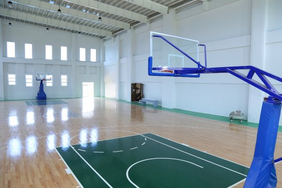 Arterra hotel and resort hk 305 h k 1 2 9 7 for Average cost of a basketball court