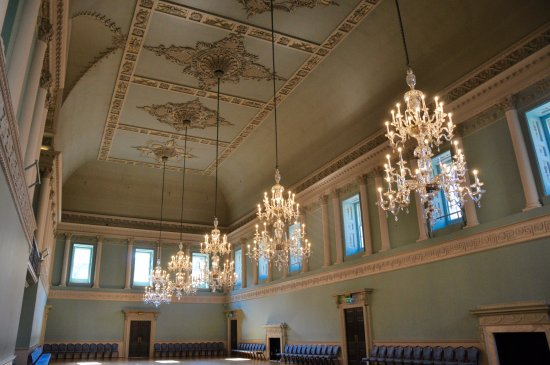 Assembly Rooms: Timeless elegance