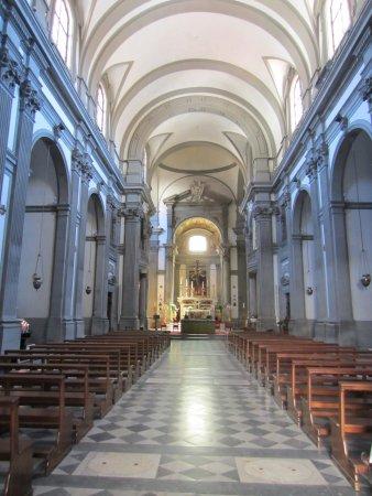 Church of Santa Felicita: Santa Felicita