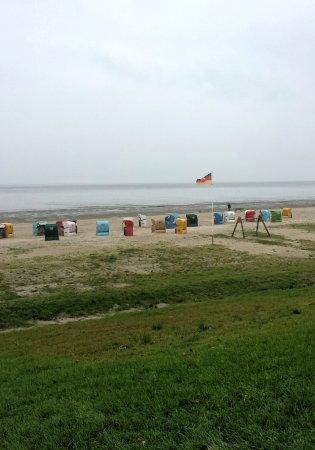 Dangast, ألمانيا: Badestrand