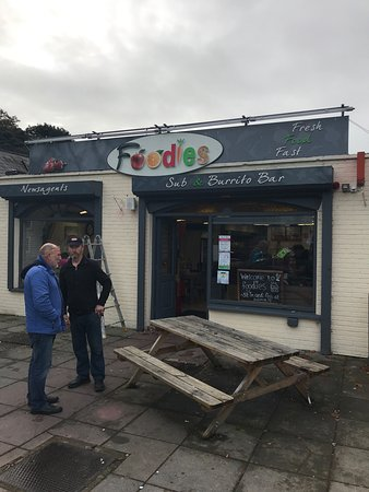 Kells, Ierland: Great spot!! My first trip to Ireland and luckily stopped here. Super nice people, had a great c