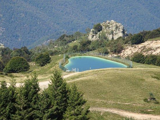 Armeno, Italien: monte mottarone