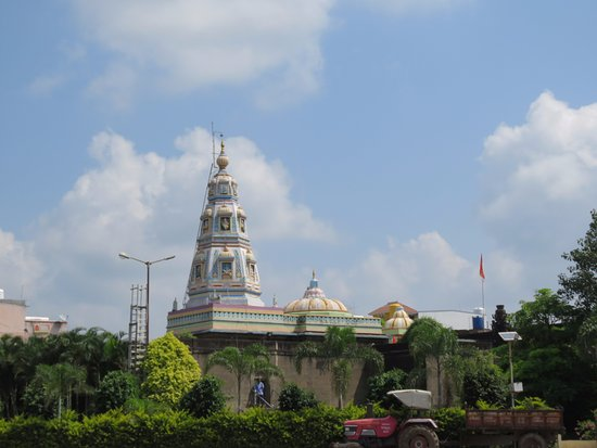 Ozar, India: Temple