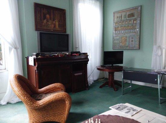 St. Vincent's Guest House: Sala comune