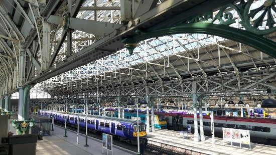 Hotels Close To Manchester Piccadilly Station