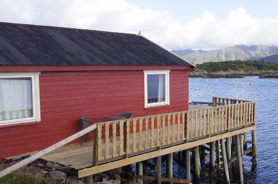 Straumsjoen, Norwegen: Seahouse
