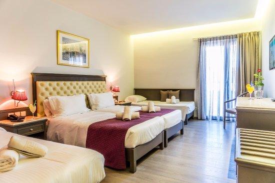 Castello City Hotel: Family Room