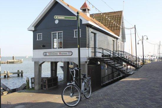 Volendams Museum: Fachada