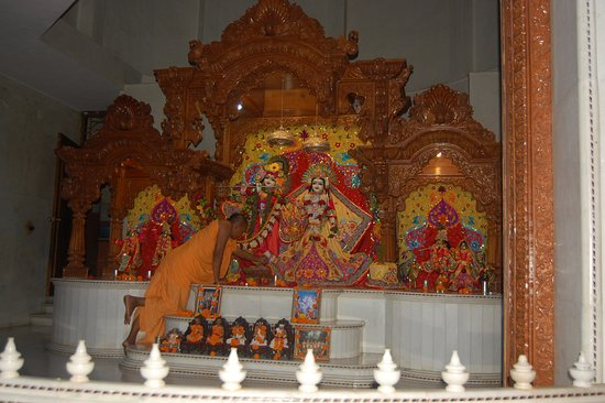 Sangli District, Hindistan: RadaKrushna Tempal