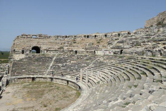Didim, Turquia: Milet ancienne cité grecque