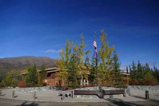 Coldfoot, AK: Liegt in einer sehr schönen Landschaft!