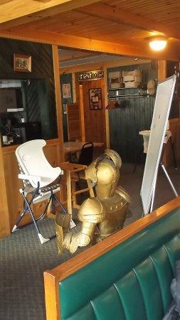 Emporium, PA: Un chevalier à nos côtés