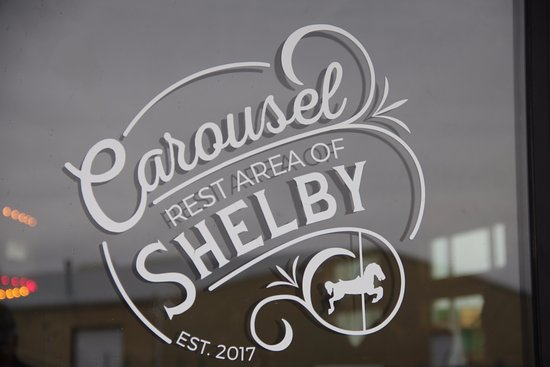 Carousel Rest Area of Shelby