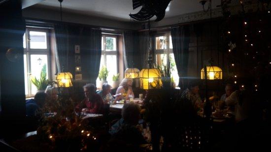 Landgasthof Hotel Brauerei Rittmayer: Gastraum