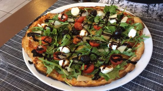 Moirans, Francia: Pizza Fraicheur