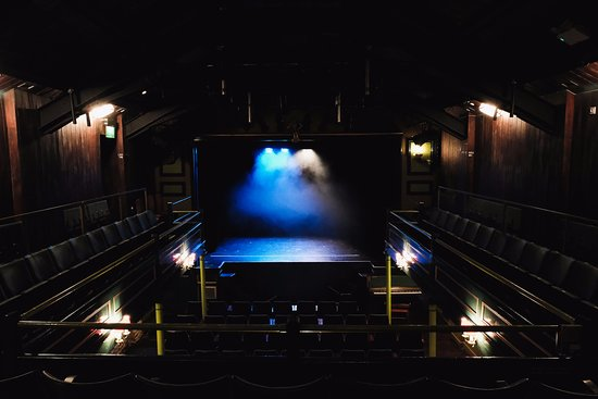 Chipping Norton, UK: Auditorium