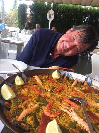Restaurante Montgo: De'lesh'ious Paella
