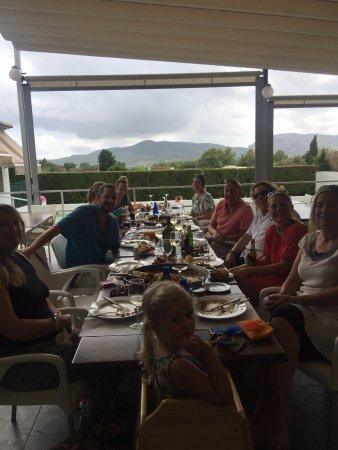 Restaurante Montgo: The clan