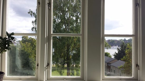 Hotel Skeppsholmen: View from room