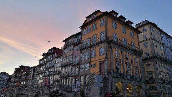 Pestana Vintage Porto : Sunset view