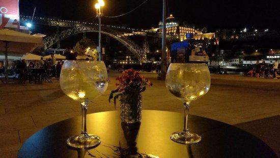 Pestana Vintage Porto : Bar terrace